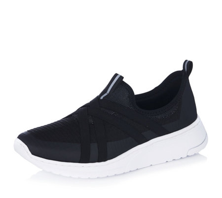 Rieker Cross Over Slip On Trainer