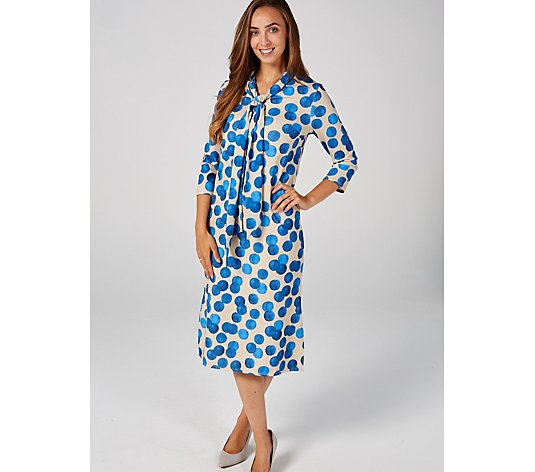 Ben de Lisi Two Way Tie Dress