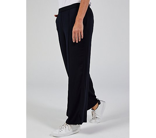 WULI:LUU by Gok Wan Palazzo Trousers Petite Length