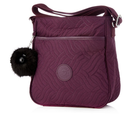 Kipling Harmoniosa Premium Medium Love Mondays Crossbody Bag