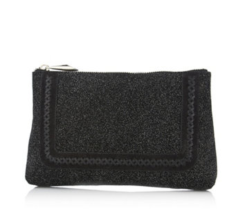 Amanda Wakeley The Braided Mercury Large Leather Clutch - 172034 3ee1477f29a5c