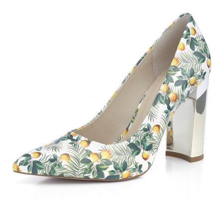 Moda in Pelle Dolian Court Shoe