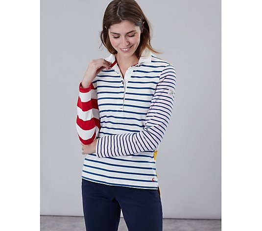 Joules Amber Ladies Rugby Shirt