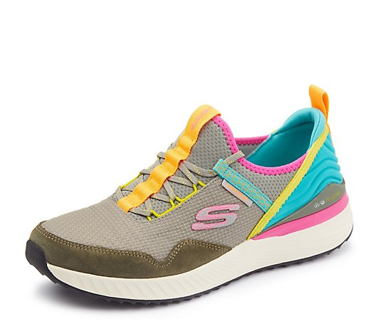 Skechers TR Ultra Laced Slip On Trainer