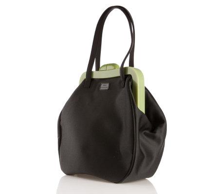 Lulu Guinness Colour Block Large Pollyanna Bag - QVC UK 8a3d644dc4205