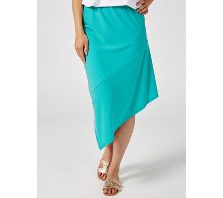 Antthony Designs Loose Fit Asymmetric Skirt