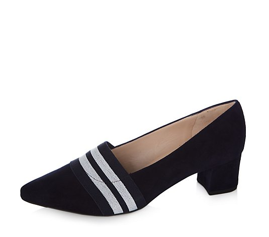 Peter Kaiser Betzi Elastic Trim Court Shoe