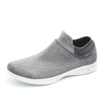 Skechers GO STEP Lite Ultrasock Stretch Knit Slip On Shoe - 165636