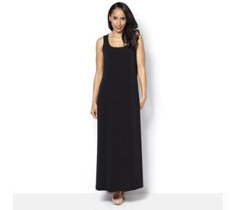 5403042a37766b Kim   Co Printed Brazil Jersey Long Length Maxi Dress - 159137