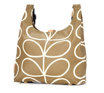 Orla Kiely Giant Linear Stem Midi Sling Bag - 161037