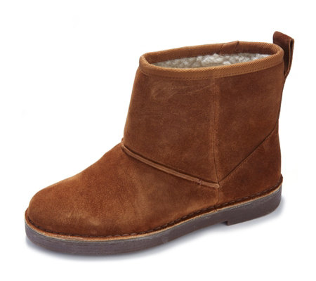 Clarks Drafty Day Suede Ankle Boot