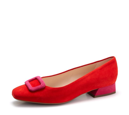 Peter Kaiser Zenda Court Shoe with Trim
