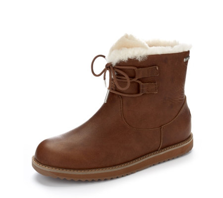 Emu All Weather Geddes Leather Boot