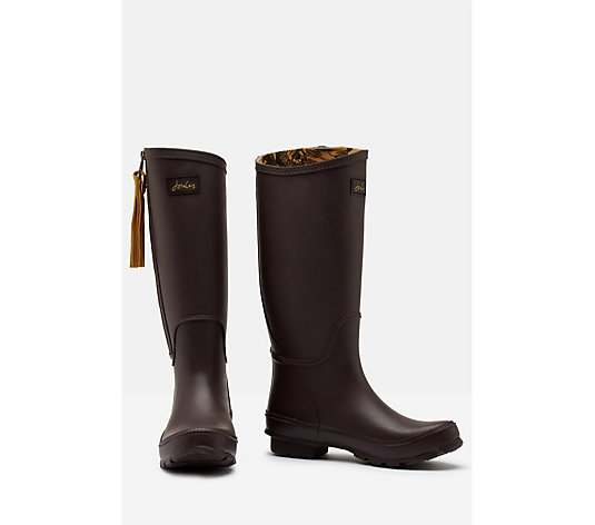 Joules Colette Side Zip Welly