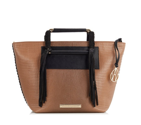 Amanda Wakeley The Mini Hudson Tote Bag