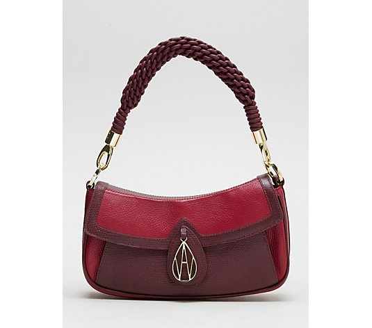 Amanda Wakeley The Jolie Medium Flap Over Shoulder Bag