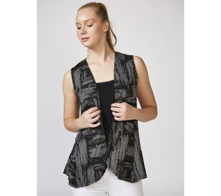 Mr Max Jacquard Knit Vest