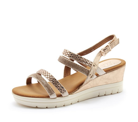 Moda in Pelle Naller Wedge