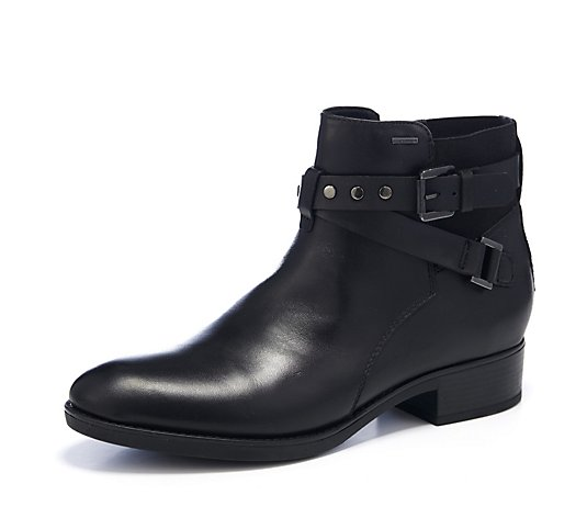 Geox Felicity Buckle Ankle Boot