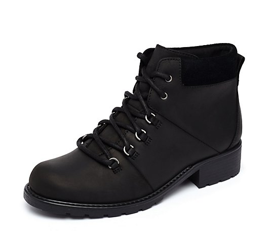 Clarks Orinoco Demi Lace Up Boot