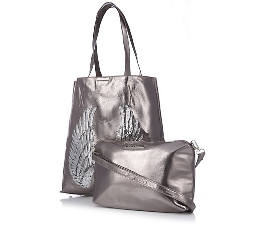 Frank Usher Angel Wing Tote Bag