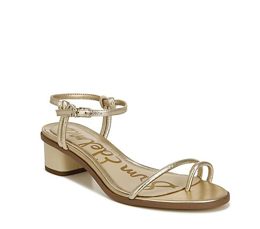 Sam Edelman Isle Leather Thin Strap Sandal