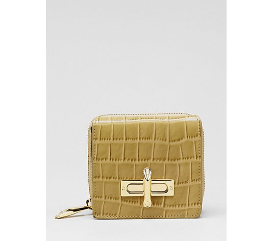 Amanda Wakeley The Marley Trifold Continental Purse