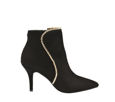 Ravel Stellar Crystal Bejewelled Boot
