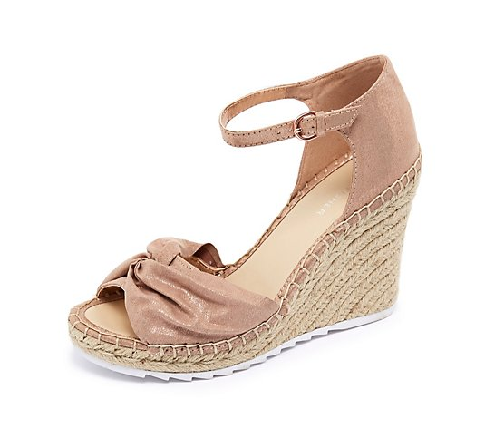 Marc Fisher Karli Espadrille Wedge