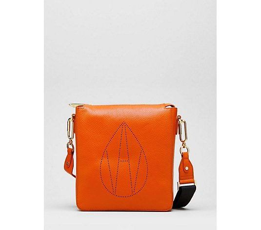 Amanda Wakeley The Adams Medium Flat Crossbody