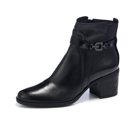 Geox Glynna Buckle Boot