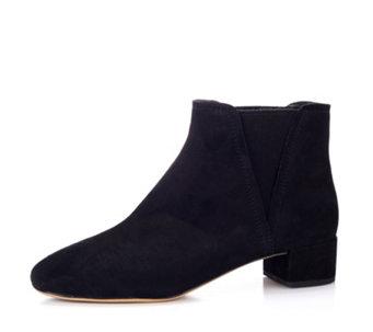 Clarks Orabella Ruby Block Heel Chelsea Boot Standard Fit 173942