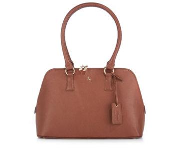 Ashwood Leather Domed Shoulder Bag 174942