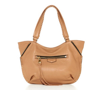 Aimee Kestenberg Maui Soft Leather Shopper Bag - 164343