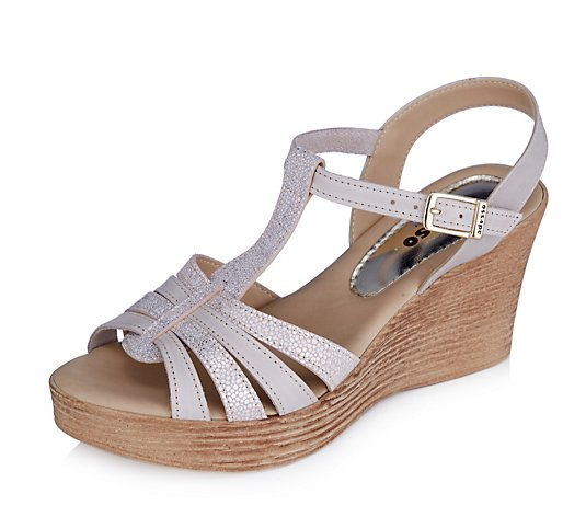 Adesso Sophie Wedge Sandal