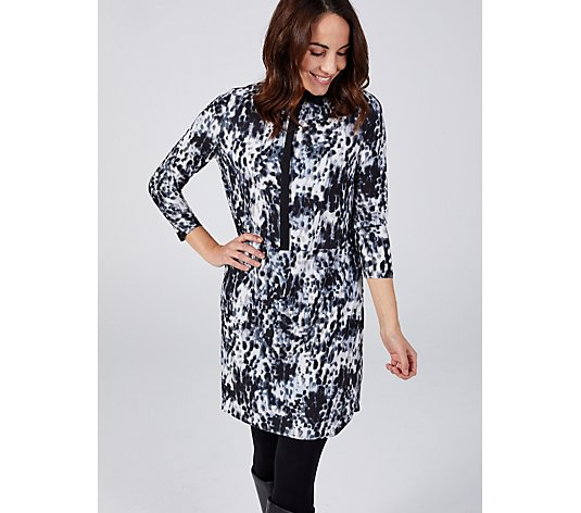 Together Printed Tunic Dress