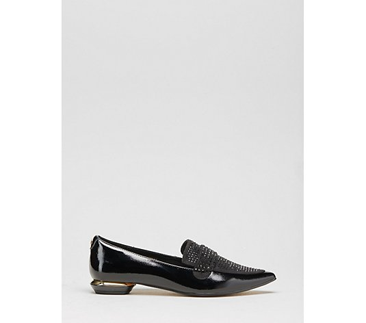 Moda in Pelle Estabenna Point Loafer