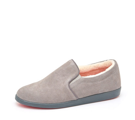Emu Atlas Collection Brunswick Suede Merino Wool Shoe