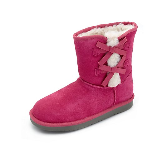 Koolaburra by UGG Victoria Kid's Short Bow Boot