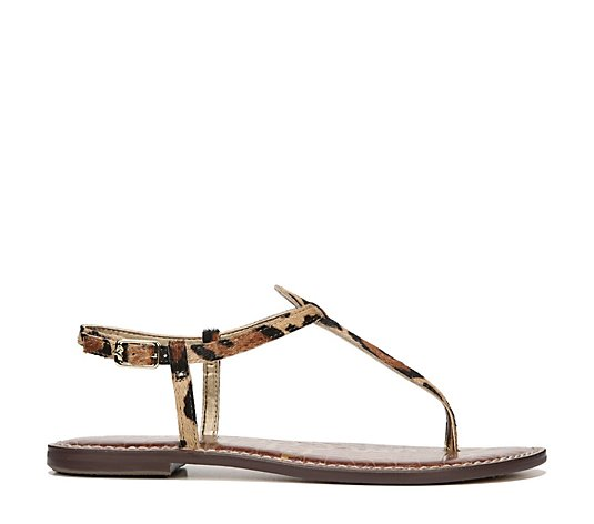Outlet Sam Edelman Gigi Vachetta Toe Post Sandal