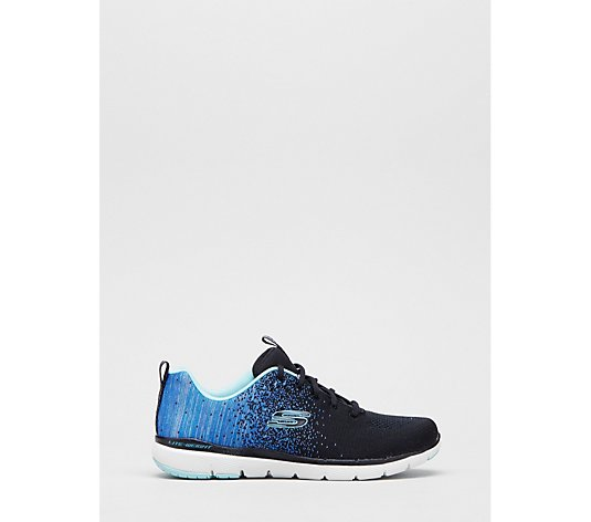 Skechers Flex Appeal 3.0 Lace-Up Trainer