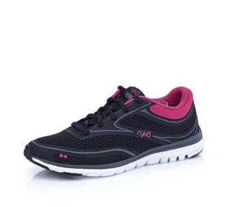 Ryka Women's Charisma Wide Fit Walking Trainer - 159947
