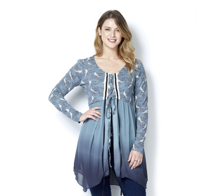 Joe Browns Dip Dye Delight Tunic