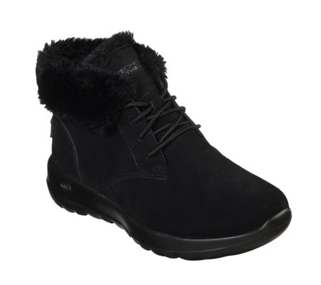 Skechers On The Go Joy Lace Up Trainer Boot