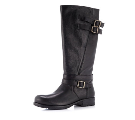 Clarks Adelia Dusk Knee High Boot Standard Fit