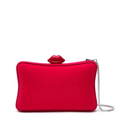 Lulu Guinness Lavinia Clutch Bag