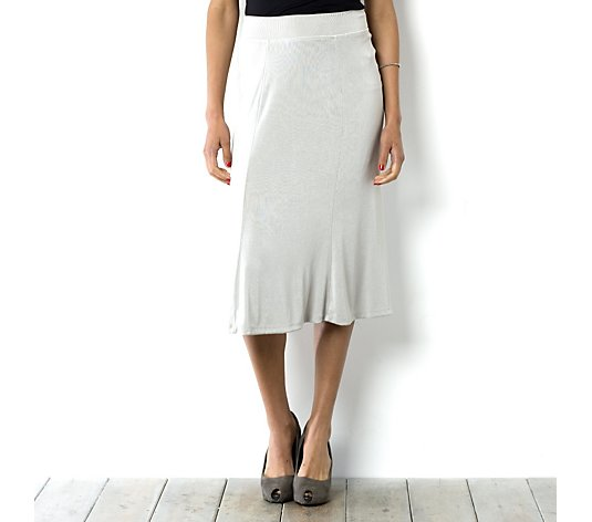 Kim & Co Slinky 4 Panel Skirt