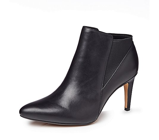 Clarks Laina Viola Point Ankle Boot