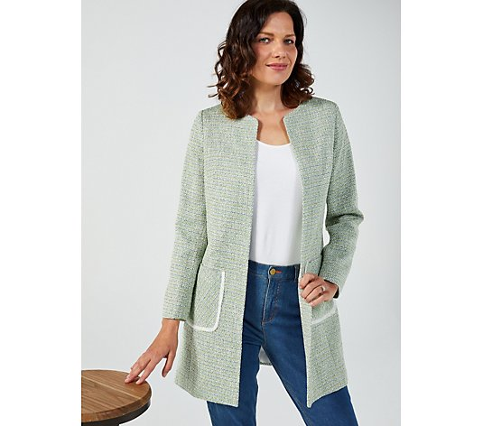 Helene Berman Edge to Edge Jacket