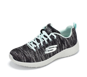 Skechers Sport Burst New Influence Mesh Lace Up Shoe with Memory Foam - 159949